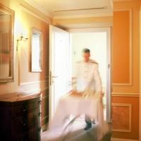 Zimmerservice im Grandhotel Hessischer Hof