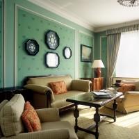 Suite im Grandhotel Hessischer Hof