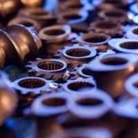 Einzelelemente von Extruder-Schnecken zur Herstellung von Langfaser-Granulaten